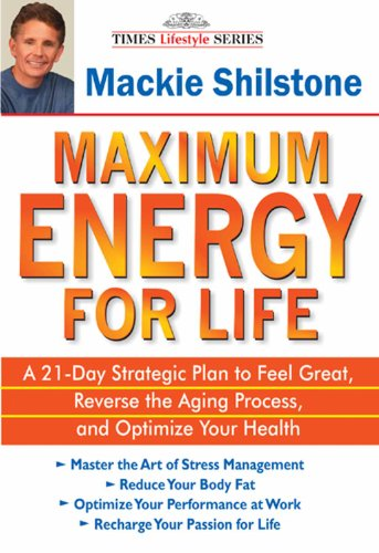 9788126526185: Maximum Energy for Life