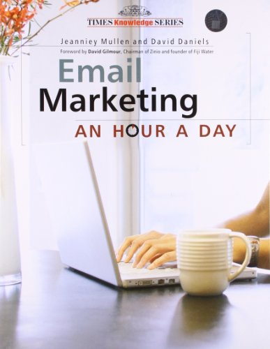 9788126526826: Email Marketing: An Hour A Day