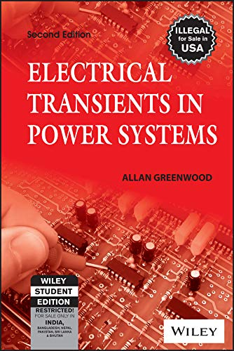 Electrical Transients In Power Systems (Second Edition)