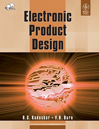 Electronic Product Design: V. B. Baru R. G. Kaduskar
