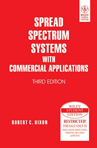 9788126527861: Spread Spectrum Systems With Commercial Applications, 3Rd Edition