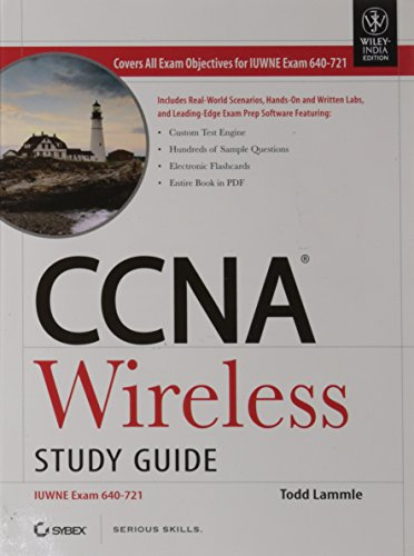 9788126527953: CCNA Wireless Study Guide: IUWNE Exam 640-721