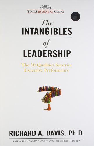 9788126528332: The Intangibles of Leadership: The 10 Qualities Superior Executive Performance