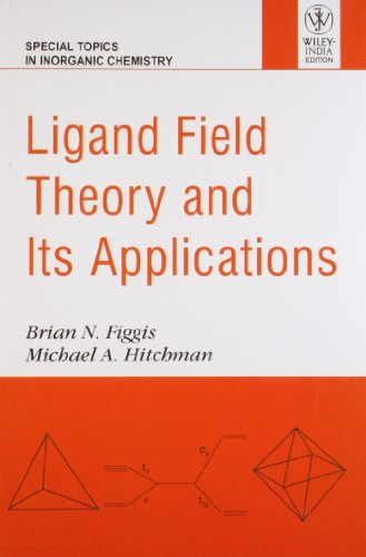 9788126528455: Ligand Field Theory And Its Applications (Special Topics In Inorganic Chemistry)