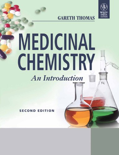 9788126528585: Medicinal Chemistry: An Introduction