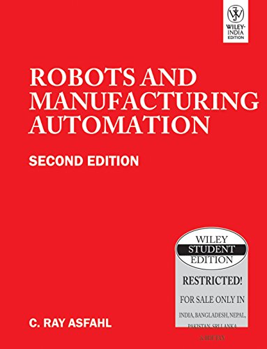 9788126528769: Robots And Manufacturing Automation, 2Nd Ed
