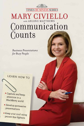 Communication Counts: Business Presentations for Busy People: Mary Civiello & Arlene Matthews