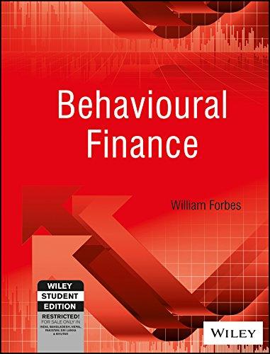 9788126529360: Behavioural Finance