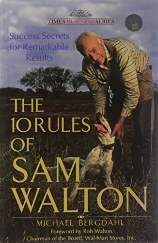 9788126529599: The 10 Rules of Sam Walton: Success Secrets for Remarkable Results