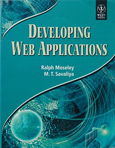 Developing Web Applications: Ralph Moseley
