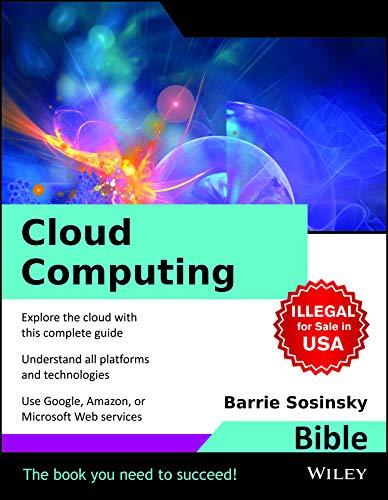 9788126529803: Cloud Computing Bible