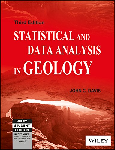 9788126530083: Statistics and Data Analysis in Geology