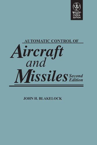 9788126530113: Automatic Control of Aircraft and Missiles