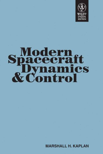 9788126530137: Modern Spacecraft Dynamics And Control