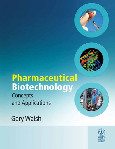 9788126530250: Pharmaceutical Biotechnology: Concepts And Applications