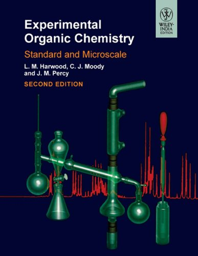 9788126530441: Experimental Organic Chemistry: Standard and Microscale
