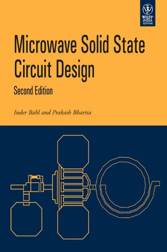 9788126530472: Microwave Solid State Circuit Design, 2Nd Edition