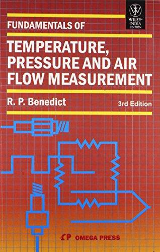 Fundamentals Of Temperature Pressure And Air Flow: Benedict