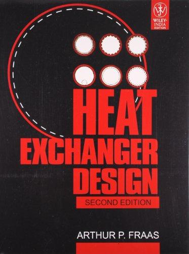9788126530731: Heat Exchanger Design