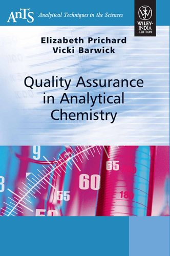 9788126530830: Quality Assurance in Analytical Chemistry (Part of ANTS)