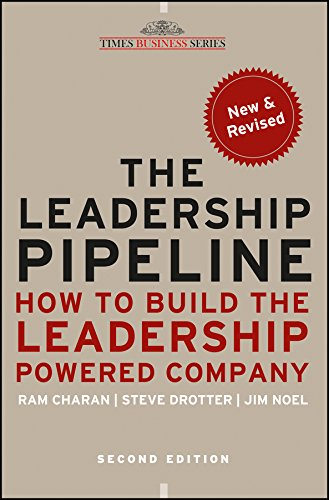 9788126531226: The Leadership Pipeline: How to Build the Leadership Powered Company