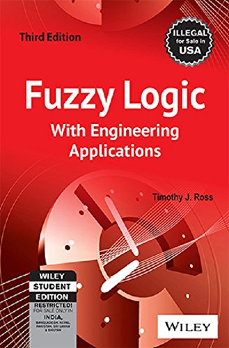 9788126531264: Fuzzy Logic With Engineering Applications, 3Rd Ed