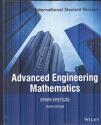 9788126531356: ADVANCED ENGINEERING MATHEMATICS 9 EDITION