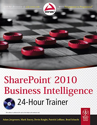 9788126531400: Sharepoint 2010 Business Intelligence 24-Hour Trainer