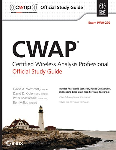 9788126531561: CWAP Certified Wireless Analysis Professional Official Study Guide (Exam PWO-270)