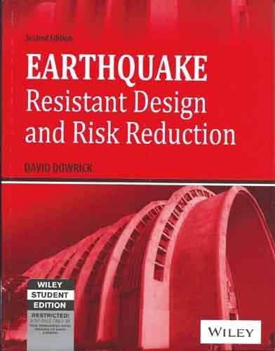 9788126531677: Earthquake Resistant Design and Risk Reduction