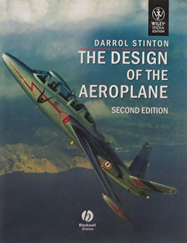 9788126531721: DESIGN OF THE AEROPLANE, 2ND EDITION