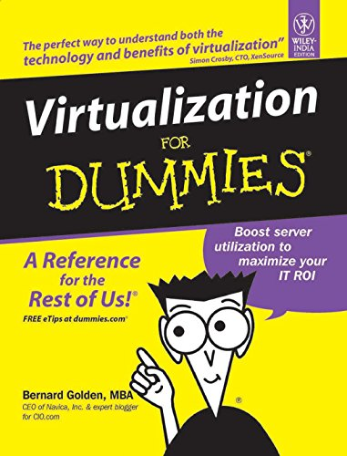 9788126532049: Virtualization for Dummies