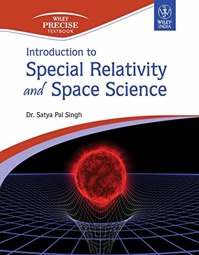 9788126532544: Introduction to Special Relativity and Space Science (Wind)