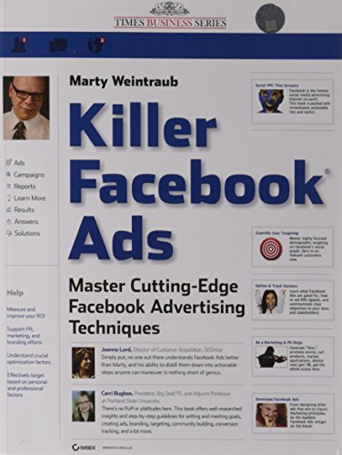 9788126532865: Killer Facebook Ads: Master Cutting-Edge Facebook Advertising Techniques