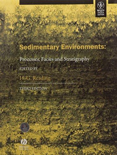 9788126532988: Sedimentary Environments: Processes, Facies And Stratigraphy