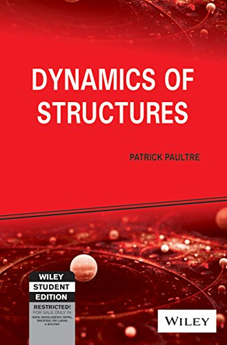 Dynamics of Structures: Patrick Paultre