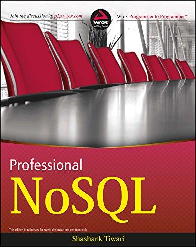 9788126533268: Professional NoSQL