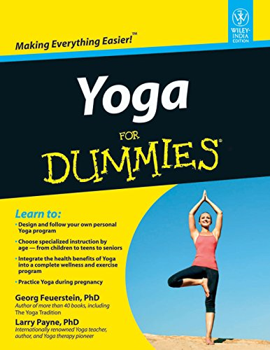 Yoga for DUMMIES, (Second Edition): Larry Payne