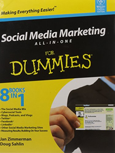 9788126533558: SOCIAL MEDIA MARKETING ALL-IN-ONE FOR DUMMIES