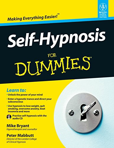 9788126533572: Self-Hypnosis For Dummies