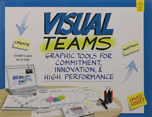 9788126533718: Visual Teams: Graphic Tools for Commitment, Innovation and High Performance