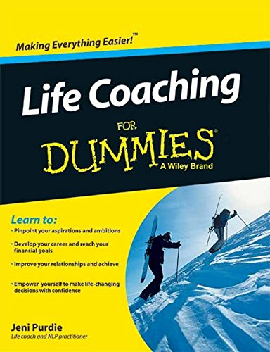 9788126533749: Life Coaching for Dummies; 2ed