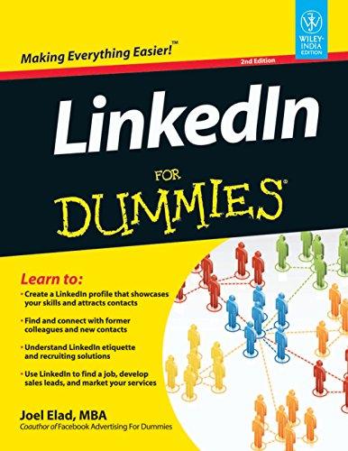 9788126533756: Linkedin for Dummies, 2nd Edition