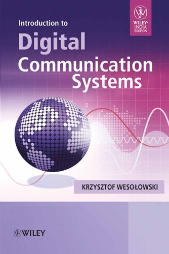 9788126533787: Introduction to Digital Communication Systems