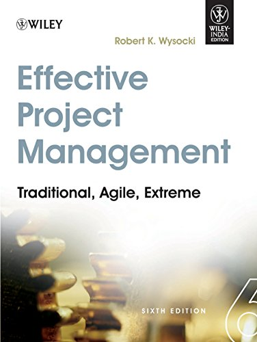9788126533848: Effective Project Management: Traditional, Agile, Extreme, 6ed