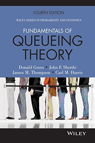 Fundamentals of Queueing Theory (Fourth Edition): Carl M. Harris,Donald Gross,James M. Thompson,...