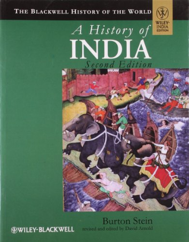 9788126534111: A History of India