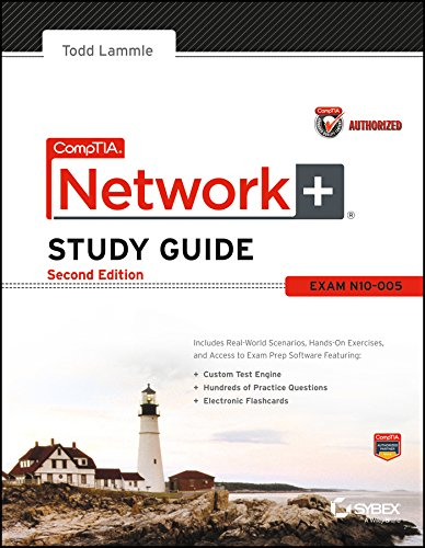 9788126534524: CompTIA Network+ Study Guide (Exam N10-005)