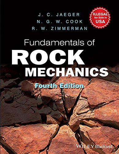Fundamentals Of Rock Mechanics 4Ed (Pb 2014): Jaeger