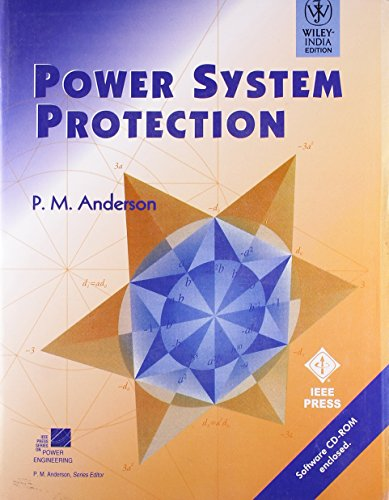 9788126534586: Power System Protection, With CD-Rom